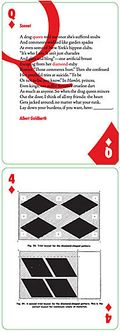 Diagram tenth card deck