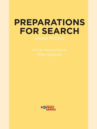 Preparations for Search FINAL Cover
