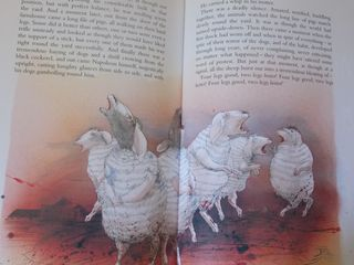 Animal  Farm - text and art