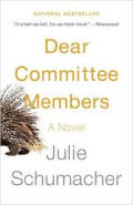 Schumacher - Dear Committee Members