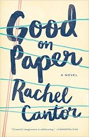 Cantor - Good on Paper